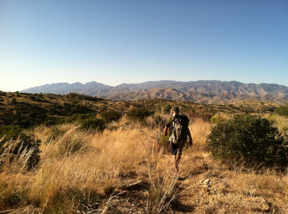 walking lefkada