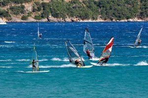 windsurf lefkada